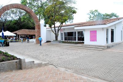 INTUR, INC , ALCALDIA MUNICIPAL Y COOPERACIÓN ANDALUZA INAUGURAN PROYECTO EN LAS RUINAS DE LEÓN VIEJO