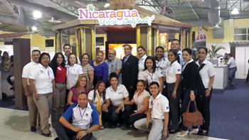 Nicaragua presenta su oferta en Expovacaciones 2014