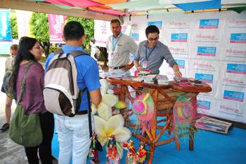 """INTUR Apoya Exitosa VIII Feria Turística de UNICIT: """"Sabores y Destinos de mi Tierra"""""""