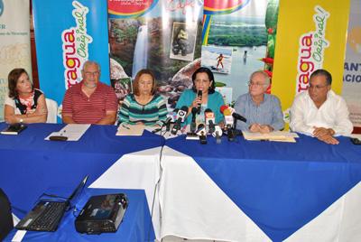 GOBIERNO INICIA CAMPAÑA DE PROMOCIÓN NICARAGUA MIA PARA INCENTIVAR EL TURISMO