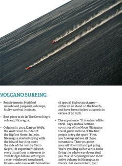 Nicaragua en el mundo de los deportes extremos