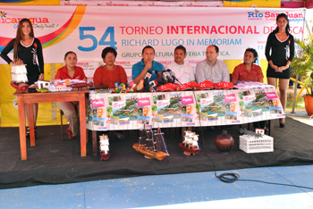 RÍO SAN JUAN LISTO PARA ACOGER LA 54 EDICIÓN DEL TORNEO INTERNACION AL DE PESCA
