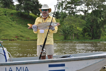 NICARAGUA MIA REALIZÓ EXITOSA 54 EDICIÓN DEL TORNEO INTERNACIONAL DE PESCA DE RIO SAN JUAN