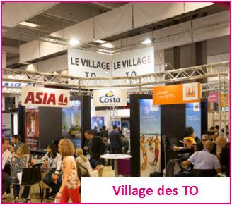 Fuerte presencia latinoamericana en feria turística de París