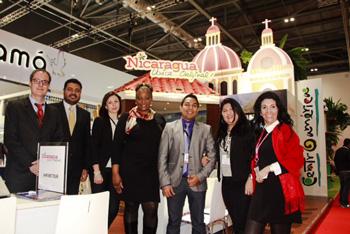 Nicaragua en Feria Mundial de Turismo 2014
