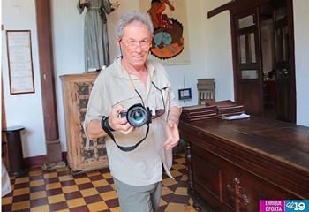 FOTOGRAFO CANADIENSE DESTACA BELLEZAS DE NICARAGUA