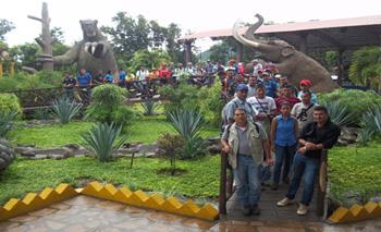 Intur capacita a guías turísticos locales de la ruta del café