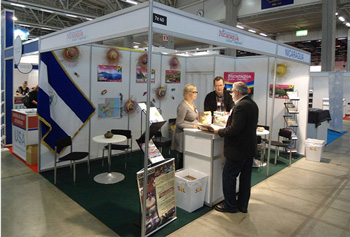 NICARAGUA EXPONE DESTINOS TURISTICOS EN  FINLANDIA