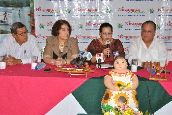 INTUR PRESENTA PLAN NICARAGUA NUESTRA, VERANO 2015.