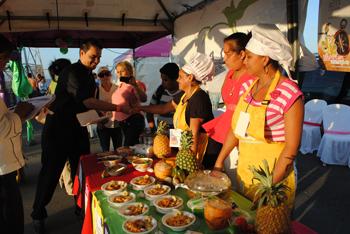 MANAGUA  CON CIFRA  RECOR DE  PARTICIPANTES EN EL CONCURSO DEPARTAMENTAL DE COMIDAS DE CUARESMA
