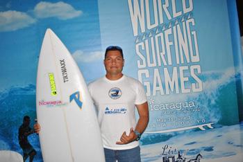 ASOCIACIÓN INTERNACIONAL DE SURF Y GOBIERNO DE NICARAGUA ORGANIZAN CUARTO CAMPEONATO  MUNDIAL DE ESTE DEPORTE