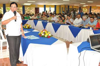 GOBIERNO DE NICARAGUA PROMUEVE CAMPAÑA MAYO ES YA