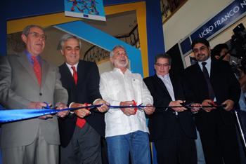 EXITOSA INAUGURACION DE LA EUROFERIA NICARAGUA - 2015