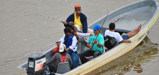 CONCLUYE LA  LV EDICION DEL TORNEO INTERNACIONAL DE PESCA EN RIO SAN JUAN