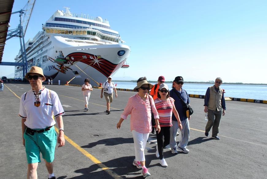 """El crucero noruego """"'La Joya de Noruega'"""""""
