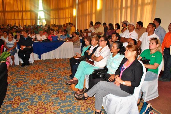INTUR REALIZA MESA REDONDA CON PROTAGONONISTAS PRESTADORES DE SERVICIO TURISTICO