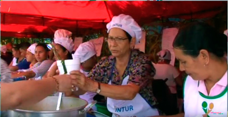 INTUR invita a la XX Feria Gastronómica del Mar en Corinto