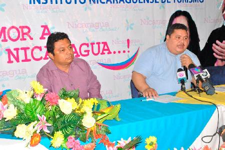 INTUR PROMOCIONA NICARAGUA A TRAVÉS DE UNA APLICACIÓN PARA TELÉFONOS MÓVILES