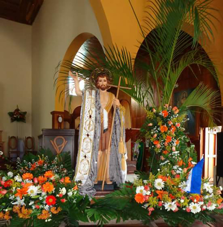 San Juan del Sur Celebra a San Juan Bautista