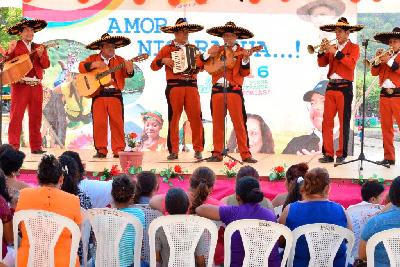 INTUR CELEBRA EN CENTROS TURISTICOS EL DIA DE LA MADRES NICARAGUENSES