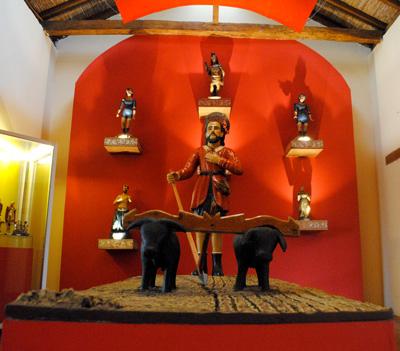 INTUR Inaugura obras de Restauración del Centro Cultural Antiguo Convento San Francisco de Granada