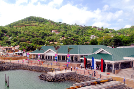 San Juan del Sur cuenta con nuevo Centro Turístico y Embarcadero