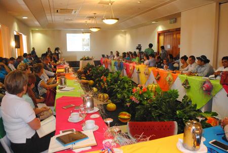 INTUR se reúne con Centros Turísticos y Recreativos