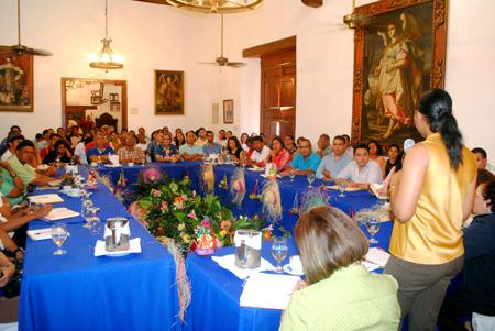 INTUR se reúne con protagonistas del Sector Turismo de Granada