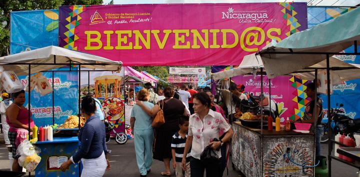 Exitoso Primer Festival de Sabores y Sones de mi Tierra 2016, se realiza en la ciudad de Matagalpa