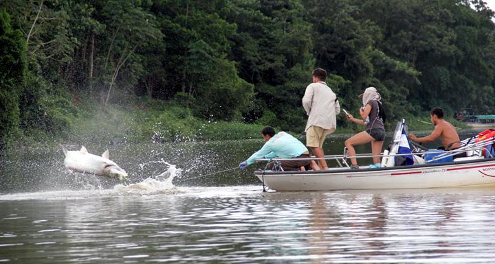 56 ediciones del Torneo Internacional de Pesca en Río San Juan