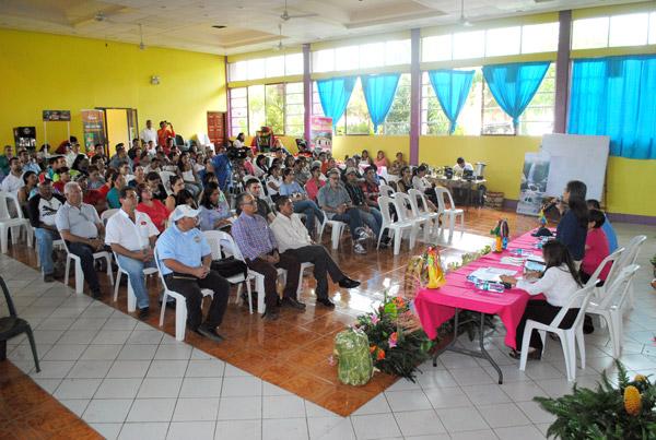 Intur realiza exitoso encuentro con protagonistas del sector turismo del departamento de Matagalpa