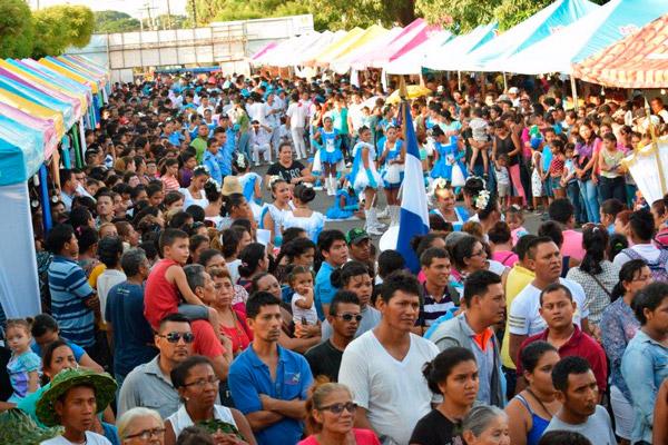Costa Caribe realiza exitosa visita a Chinandega.