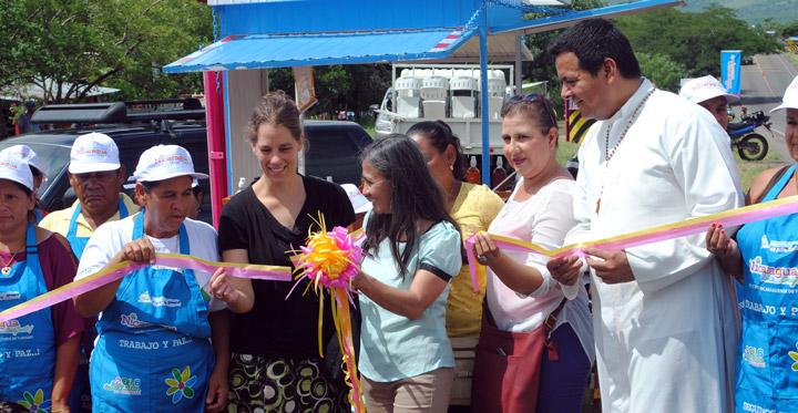 INTUR inaugura Paradores Turísticos Parque Ecológico Las Canoas en el departamento de Boaco