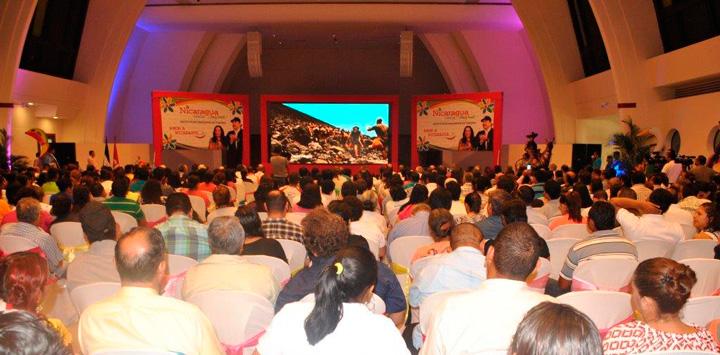 INTUR lanza oficialmente el mapa nacioanal de turismo y el mapa nacioanal de areas protegidas