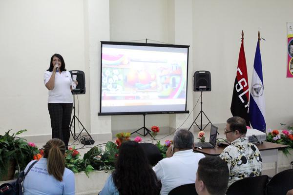 INTUR presenta Mapa Nacional de Turismo a protagonistas de Managua