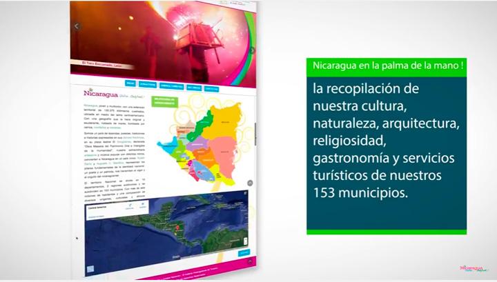 Delegación INTUR Managua realiza presentación del Mapa Turístico Nacional con protagonistas de la capital
