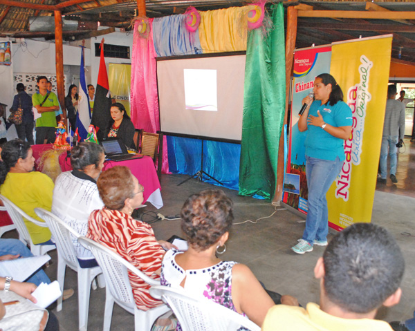 INTUR relanza exitoso programa Bonos Turístico para pequeños negocios turísticos en Chinandega