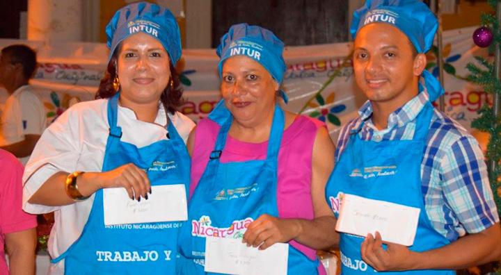Granada efectúa 8vo concurso de comidas navideñas
