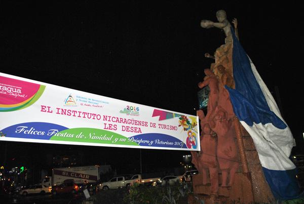 INTUR celebra la Navidad en Plaza de Las Victorias