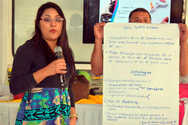 Intur capacita a empresarios turísticos en emprendedurismo y liderazgo
