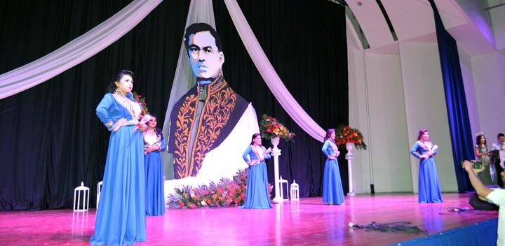 Matagalpa elige a su Musa Dariana 2017