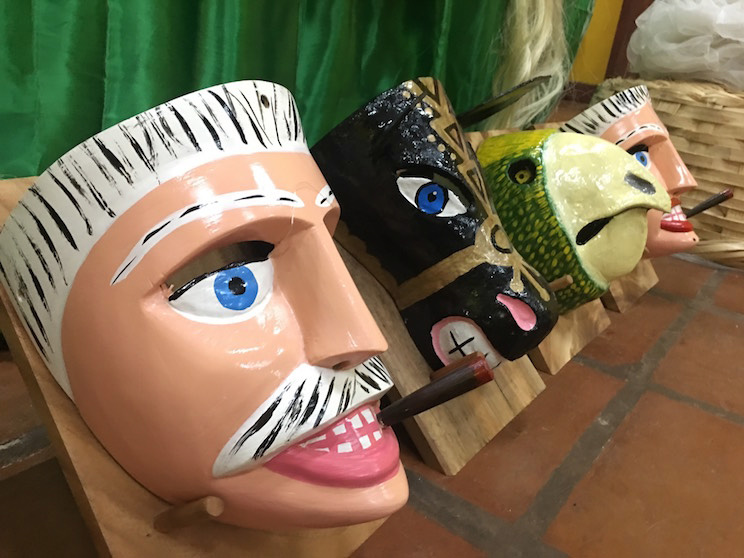 Inicia X Feria de artes del pueblo en Masaya en Honor al General Sandino y Camilo Ortega