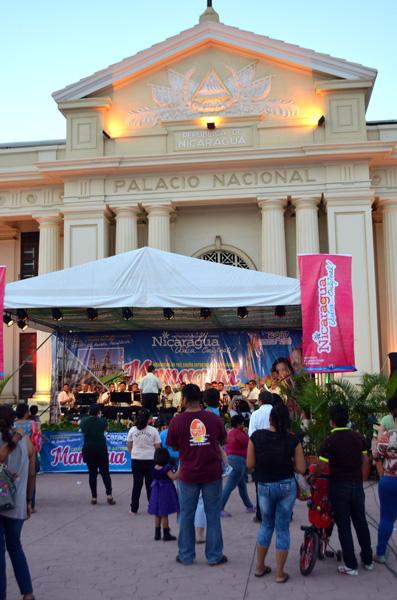 Júbilo por 165 años de Managua como capital de Nicaragua