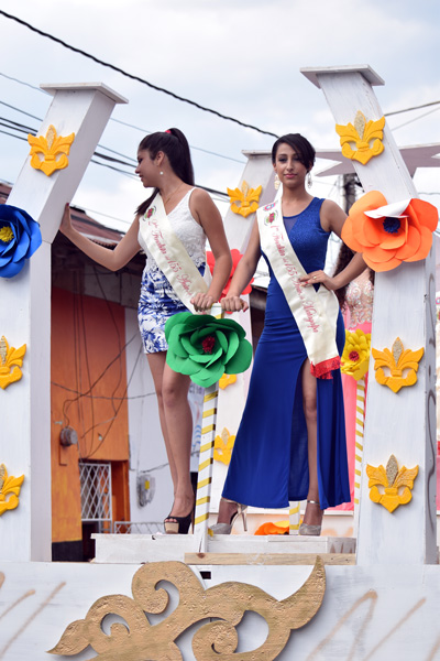 Polkas y agüizotes en zafarrancho cultural matagalpino