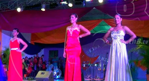 """Desfile y """"bullaranga"""" por aniversario de Boaco"""