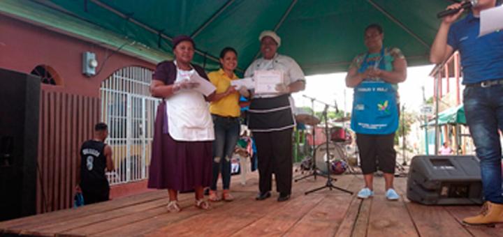 Intur Bluefields realiza concurso de comidas de cuaresma