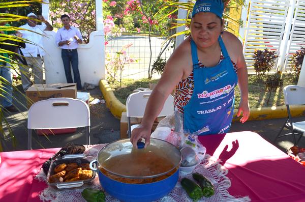 Managua ya tiene representante para Concurso de Comidas de Cuaresma