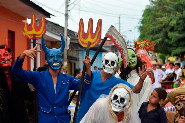 "Granada visita Chontales en ""Amor a Nicaragua"""