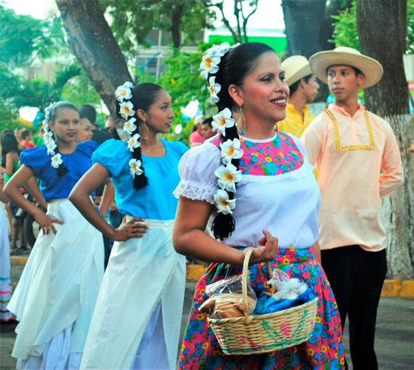 Masaya disfrutó cultura y tradiciones de Madriz y Nueva Segovia