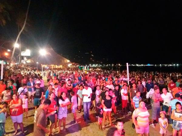 San Juan del Sur inaugura el verano